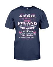 LOVE-POLAND-AND-APRIL Premium Fit Mens Tee thumbnail