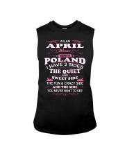 LOVE-POLAND-AND-APRIL Sleeveless Tee thumbnail
