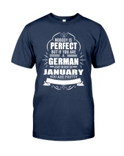 GERMAN-YOU-PERFECT-JANUARY Classic T-Shirt thumbnail