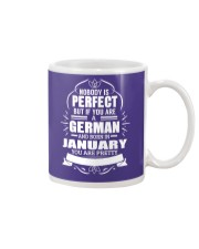 GERMAN-YOU-PERFECT-JANUARY Mug thumbnail