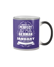 GERMAN-YOU-PERFECT-JANUARY Color Changing Mug thumbnail