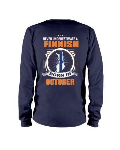 FINNISH-OCTOBER-NEVER-UNDERESTIMATE