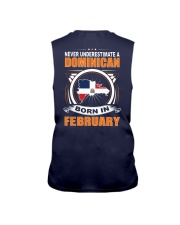DOMINICAN-FEBRUARY-NEVER-UNDERESTIMATE Sleeveless Tee thumbnail