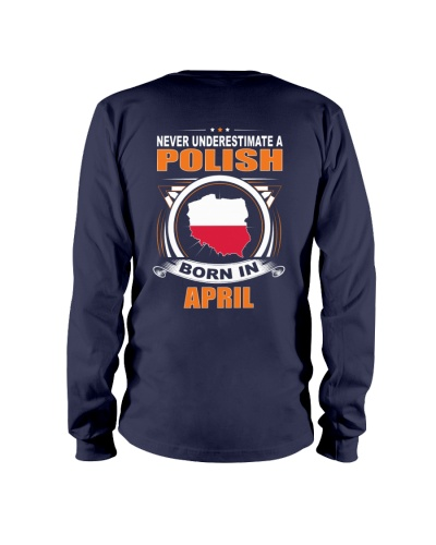 POLISH-APRIL-NEVER-UNDERESTIMATE