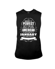 AMERICAN-YOU-PERFECT-JANUARY Sleeveless Tee thumbnail