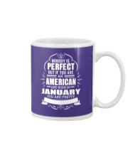 AMERICAN-YOU-PERFECT-JANUARY Mug thumbnail