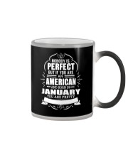 AMERICAN-YOU-PERFECT-JANUARY Color Changing Mug thumbnail