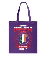 IRISH-COOL-MAN-JULY Tote Bag thumbnail