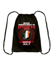 IRISH-COOL-MAN-JULY Drawstring Bag thumbnail