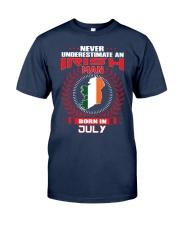 IRISH-COOL-MAN-JULY Classic T-Shirt thumbnail