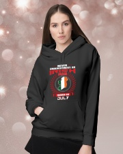 IRISH-COOL-MAN-JULY Hooded Sweatshirt lifestyle-holiday-hoodie-front-1