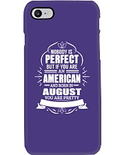 AMERICAN-YOU-PERFECT-AUGUST Phone Case thumbnail