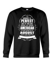AMERICAN-YOU-PERFECT-AUGUST Crewneck Sweatshirt thumbnail