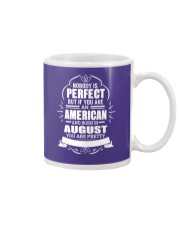 AMERICAN-YOU-PERFECT-AUGUST Mug thumbnail