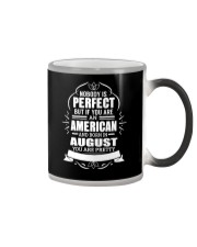 AMERICAN-YOU-PERFECT-AUGUST Color Changing Mug thumbnail