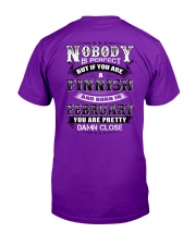 FINNISH-FEBRUARY-WE-ARE-PERFECT Classic T-Shirt thumbnail