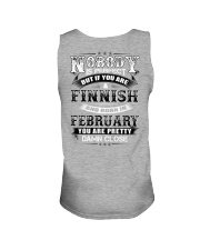 FINNISH-FEBRUARY-WE-ARE-PERFECT Unisex Tank thumbnail