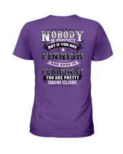 FINNISH-FEBRUARY-WE-ARE-PERFECT Ladies T-Shirt thumbnail