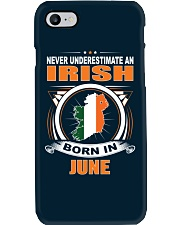 IRISH-JUNE-NEVER-UNDERESTIMATE Phone Case thumbnail