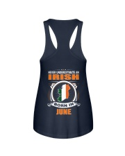 IRISH-JUNE-NEVER-UNDERESTIMATE Ladies Flowy Tank thumbnail