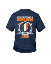 IRISH-JUNE-NEVER-UNDERESTIMATE Youth T-Shirt thumbnail