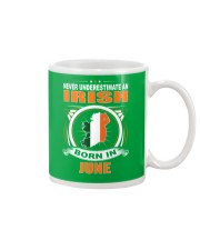 IRISH-JUNE-NEVER-UNDERESTIMATE Mug thumbnail