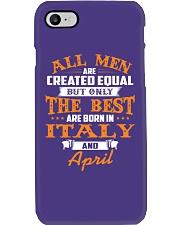 ITALY-April-MEN-BEST Phone Case thumbnail