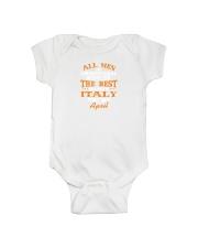 ITALY-April-MEN-BEST Onesie thumbnail