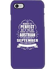 AUSTRIAN-YOU-PERFECT-SEPTEMBER Phone Case thumbnail