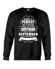 AUSTRIAN-YOU-PERFECT-SEPTEMBER Crewneck Sweatshirt thumbnail