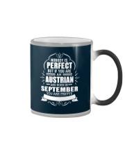 AUSTRIAN-YOU-PERFECT-SEPTEMBER Color Changing Mug thumbnail