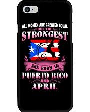 PUERTORICO-STRONG-WOMAN-APRIL Phone Case thumbnail
