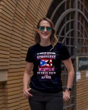 PUERTORICO-STRONG-WOMAN-APRIL Premium Fit Ladies Tee lifestyle-women-crewneck-front-2