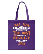 ITALY-May-MEN-BEST Tote Bag thumbnail