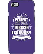 TURKISH-YOU-PERFECT-FEBRUARY Phone Case thumbnail