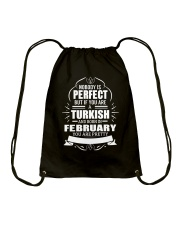 TURKISH-YOU-PERFECT-FEBRUARY Drawstring Bag tile