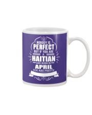 HAITIAN-YOU-PERFECT-APRIL Mug thumbnail