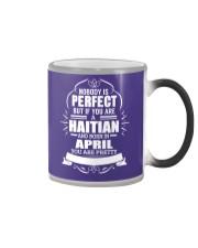 HAITIAN-YOU-PERFECT-APRIL Color Changing Mug thumbnail