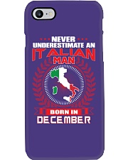 ITALIAN-COOL-MAN-DECEMBER Phone Case thumbnail