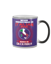 ITALIAN-COOL-MAN-DECEMBER Color Changing Mug thumbnail