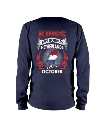NETHERLANDS-KINGS-ARE-BORN-October