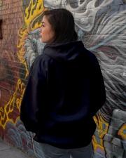 NEWZEALAND-GOLD-QUEES-NOVEMBER Hooded Sweatshirt lifestyle-unisex-hoodie-back-1