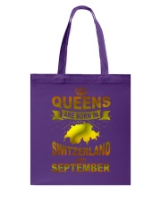 SWITZERLAND-GOLD-QUEES-SEPTEMBER Tote Bag thumbnail