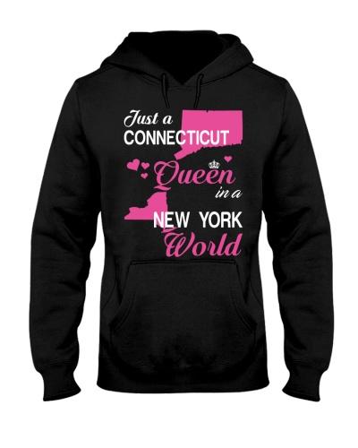 CONNECTICUT-NEW YORK