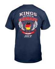 GERMANY-KING-BORN-IN-JULY Classic T-Shirt thumbnail