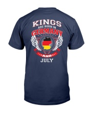 GERMANY-KING-BORN-IN-JULY Premium Fit Mens Tee thumbnail