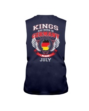 GERMANY-KING-BORN-IN-JULY Sleeveless Tee thumbnail