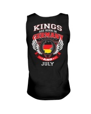 GERMANY-KING-BORN-IN-JULY Unisex Tank thumbnail