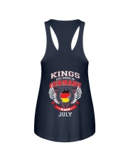 GERMANY-KING-BORN-IN-JULY Ladies Flowy Tank thumbnail