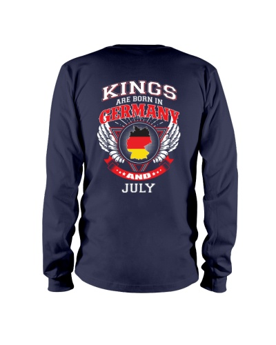 GERMANY-KING-BORN-IN-JULY